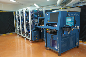 UV LASER WIRE AND CABLE IDENTIFICATION SYSTEMS
