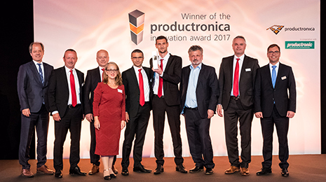 Productronica Innovation Award 2017 Sylade 7 Laselec