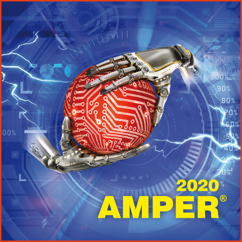 Laselec and Thonauer at  Amper 2020