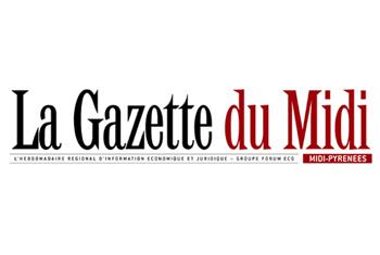 logo gazette du midi