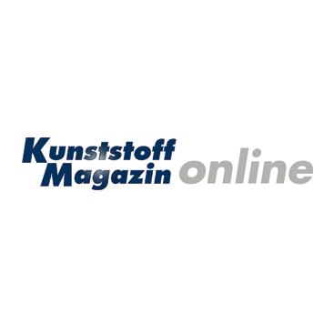 logo kunststoff magazin